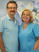 Dr. Thomas Pruss und Irina