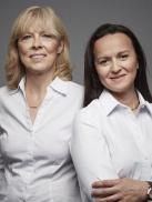 Dr. Andrea Schillings und Doris