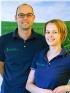 Dr. Tobias Werner und Franziska